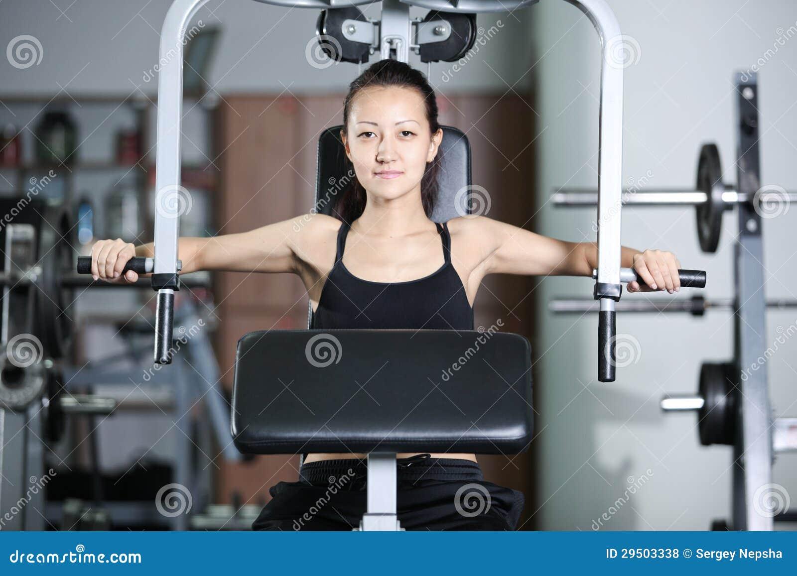 Opleiding in de gymnastiek