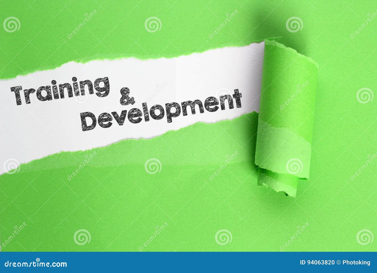 Opleiding en Ontwikkeling