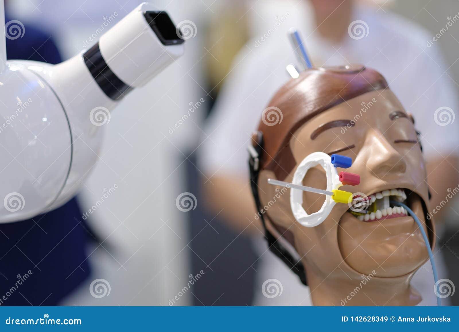Opleiding in het werken met x-ray apparaten
