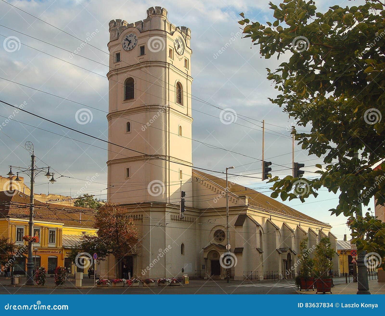 Opnieuw gevormde Kerk - Debrecen, Hongarije