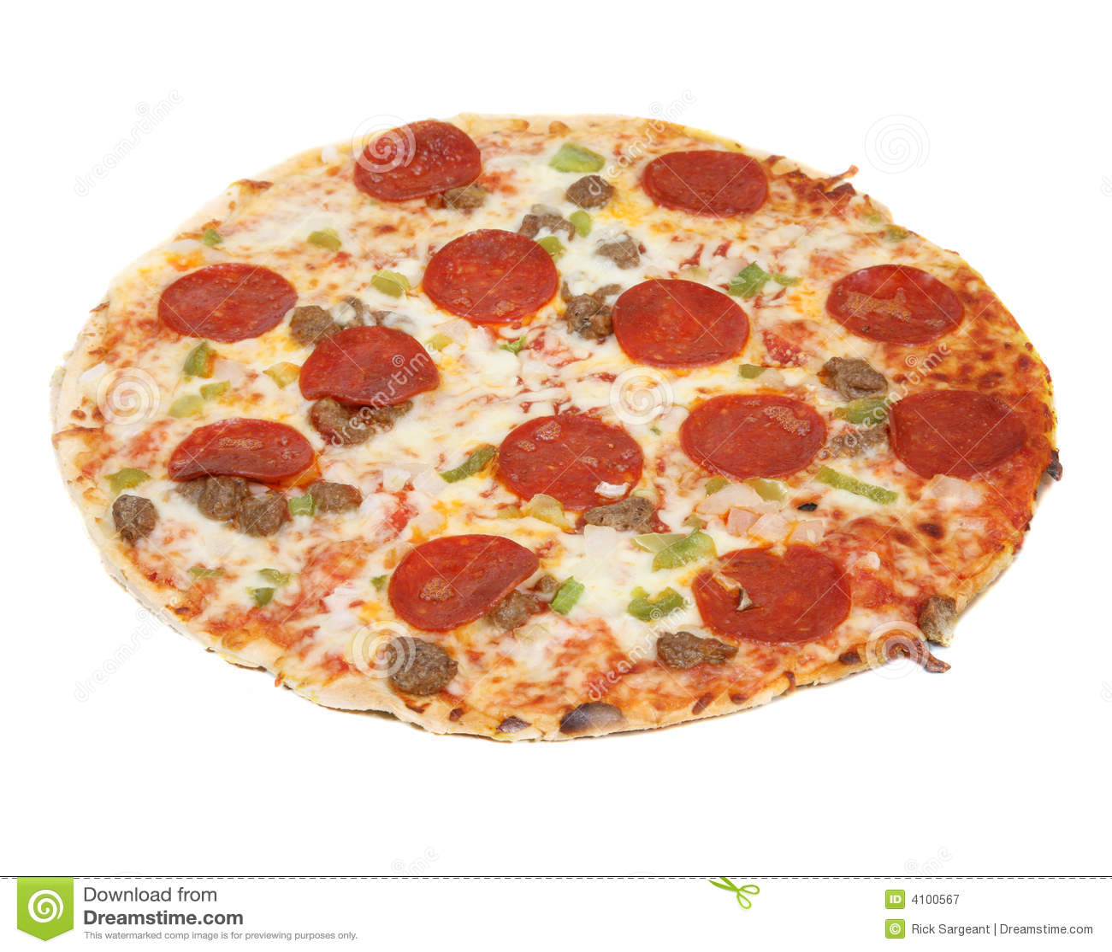 Opperste pizza