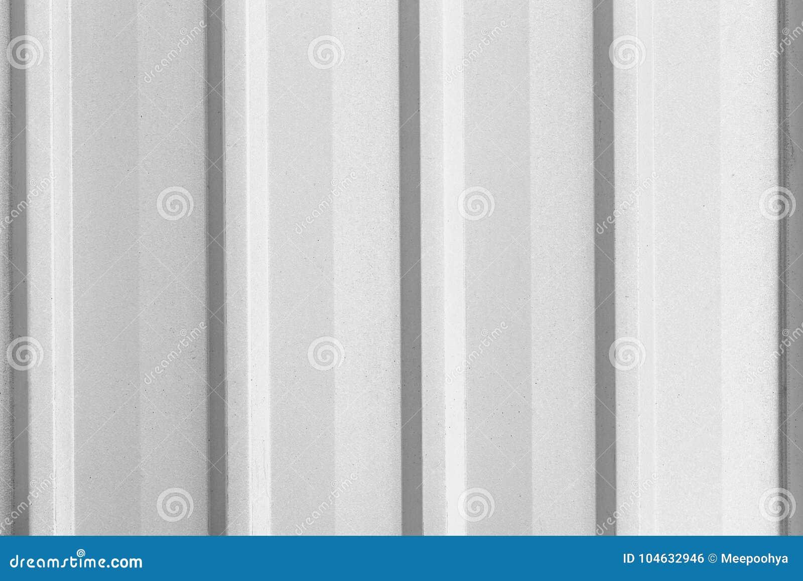 Download Oppervlakte Van Het Witte Muurzink Stock Foto - Afbeelding bestaande uit geprofileerd, lijn: 104632946