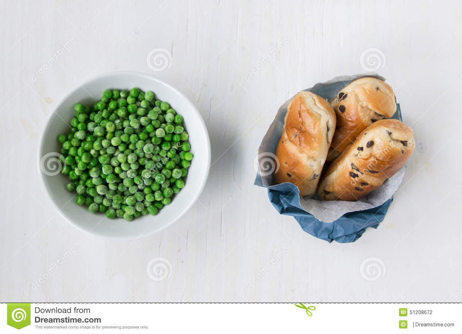 Opposé : malsain contre la nourriture saine