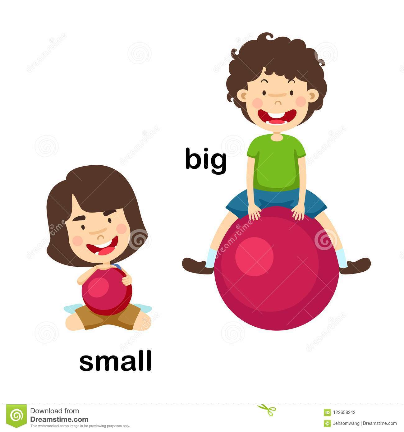 Small Cartoons Illustrations Amp Vector Stock Images