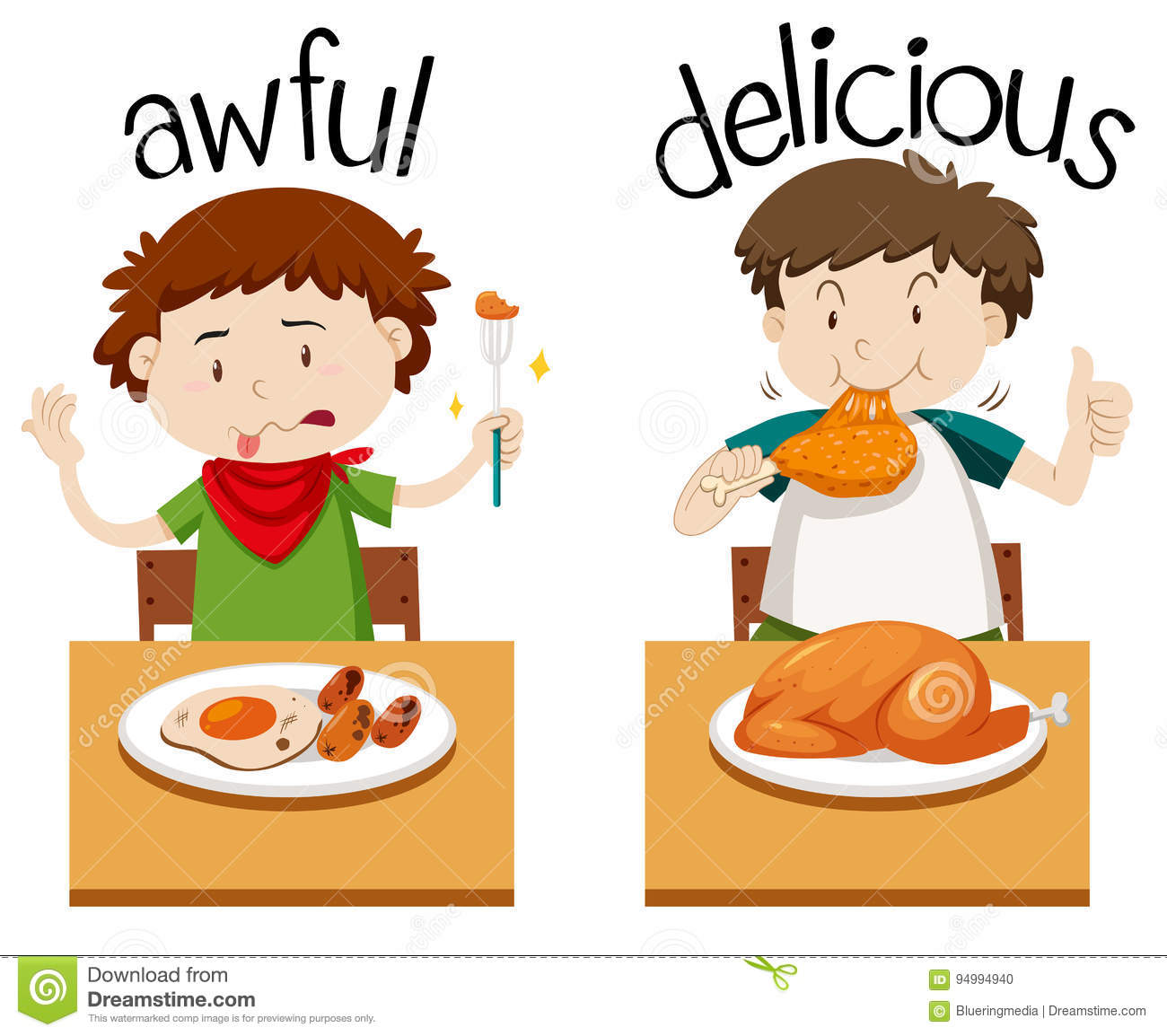 Delicious Cartoons, Illustrations & Vector Stock Images ...