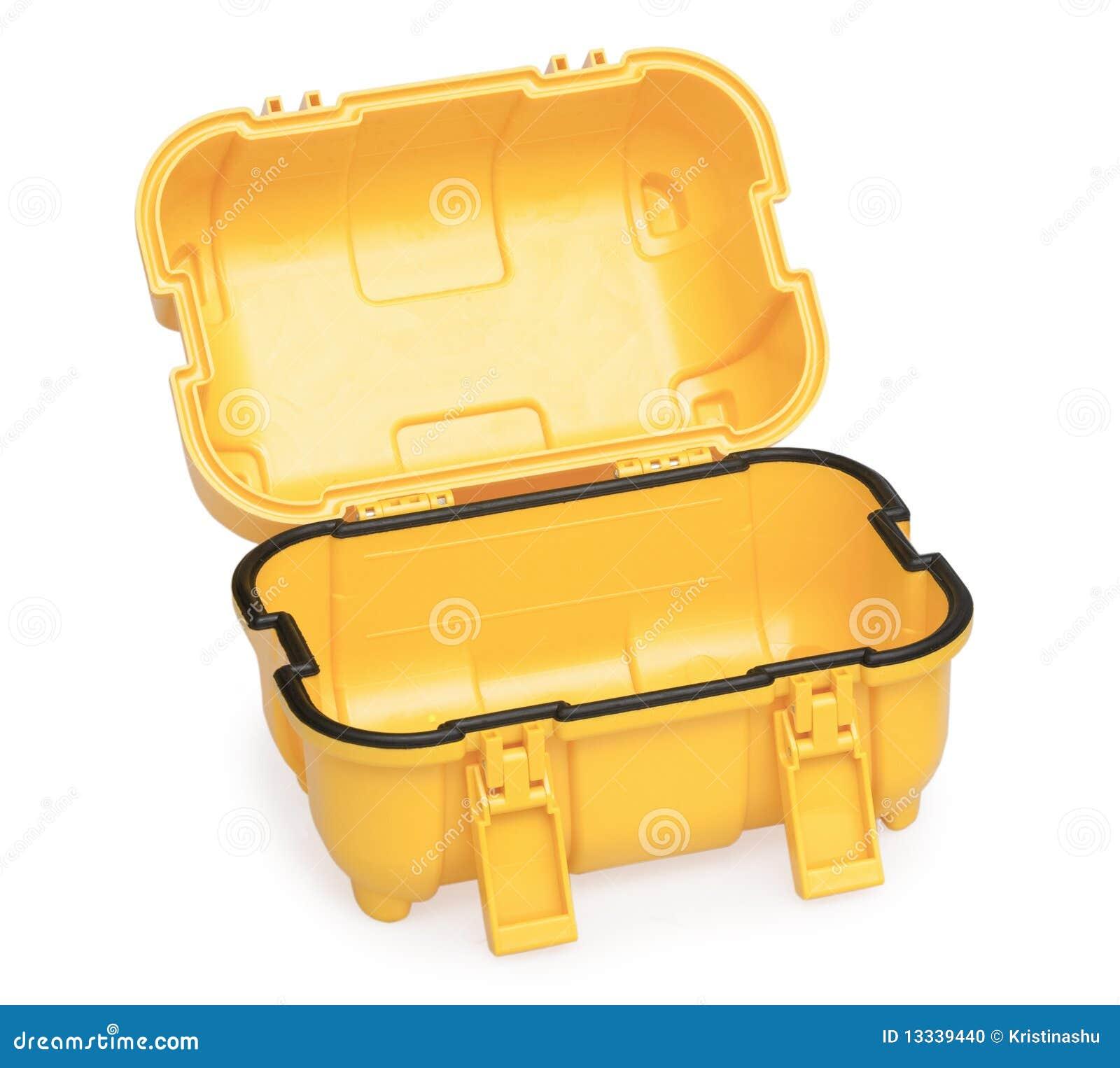 Opróżnia rozpieczętowanego toolbox