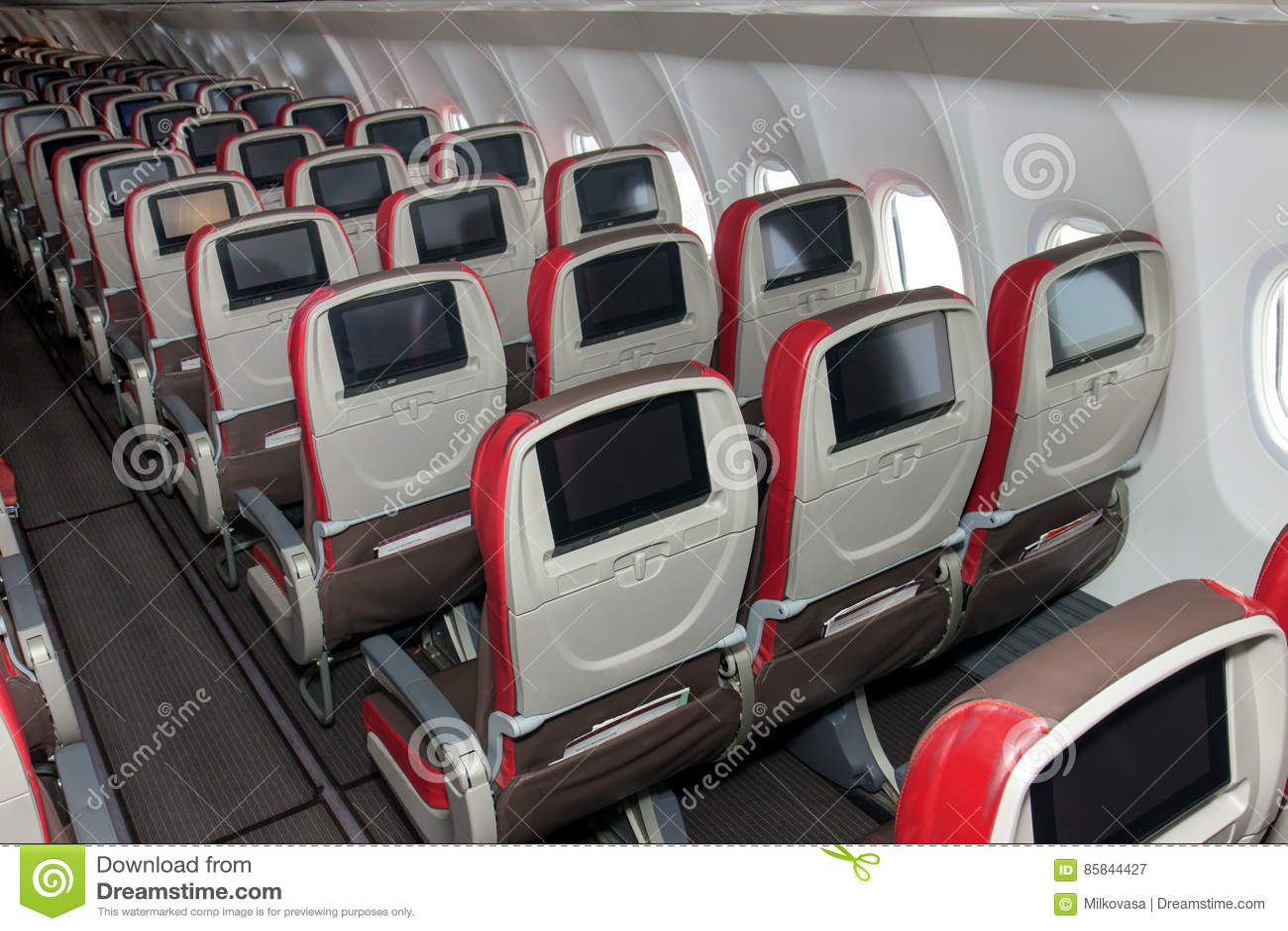 Opróżnia samoloty