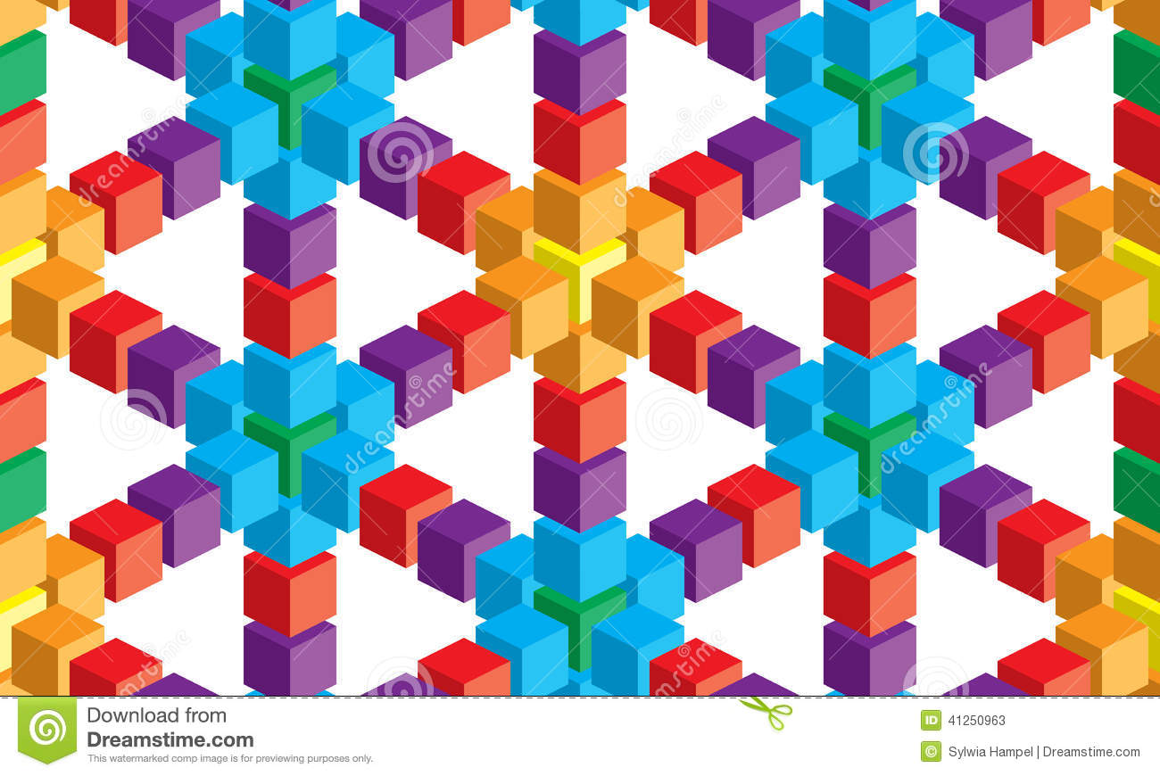 Optical Illusions Square Optical Illusion, Colo...