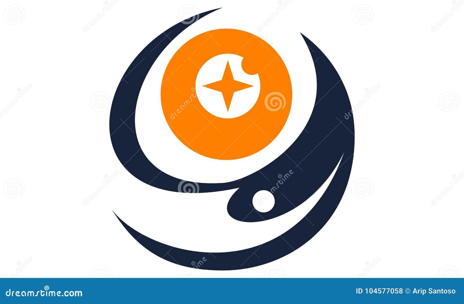 optical medical center stock vector illustration of eyeball 104577058