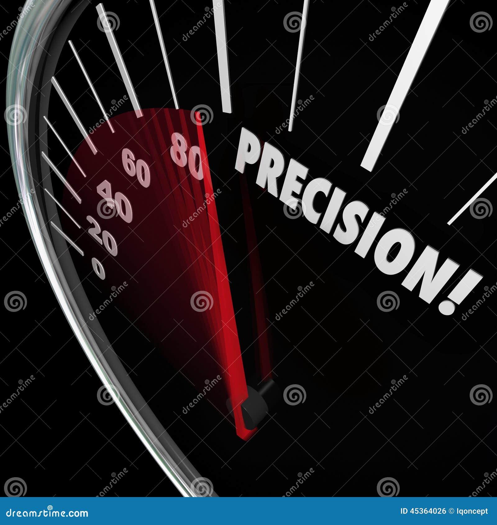 Optimisation parfaite de but d exactitude de tachymètre de Word de précision