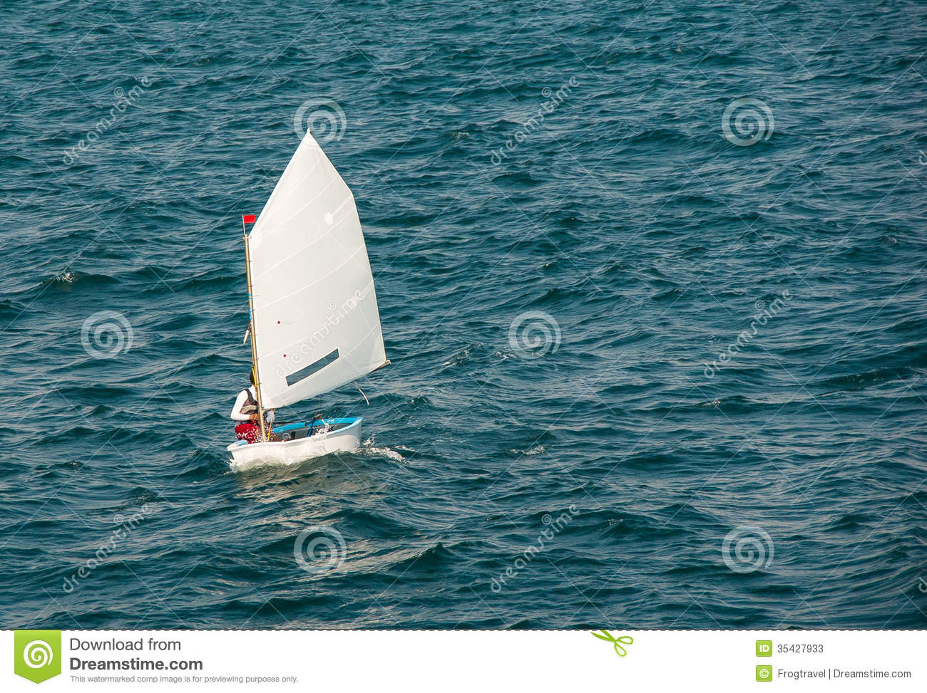 Dinghy - training class yachts of the International Sailing Federation ...
