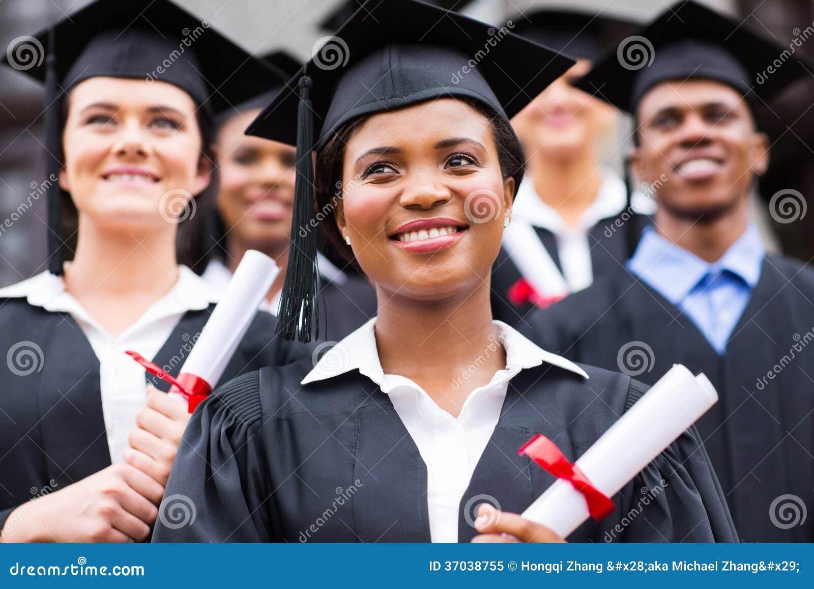 Optimistische universitaire gediplomeerden