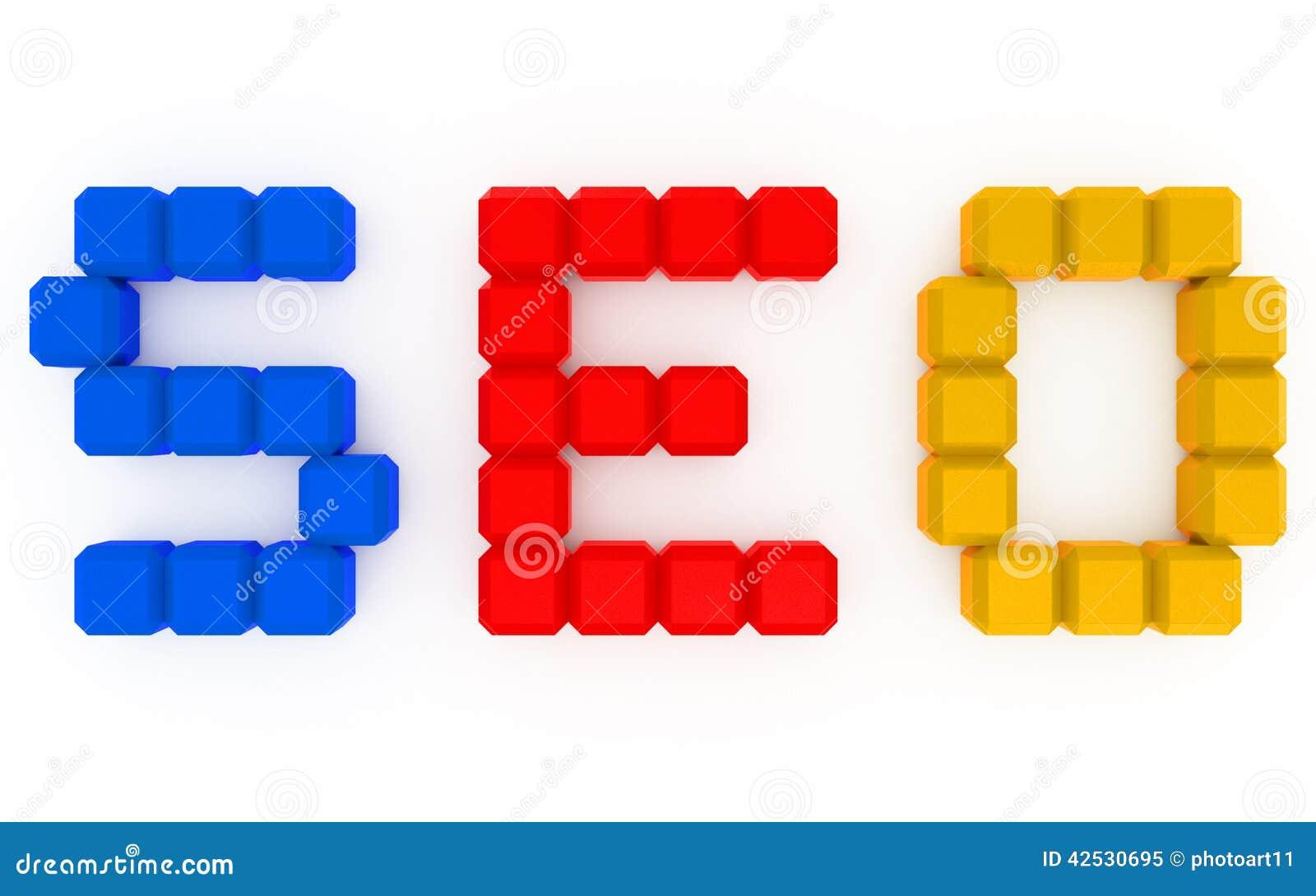 Optimización 3d de Seo