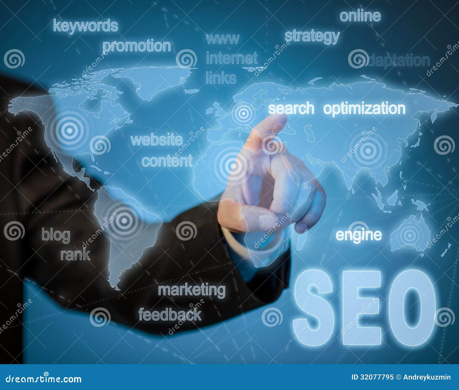 Optimización del Search Engine de SEO