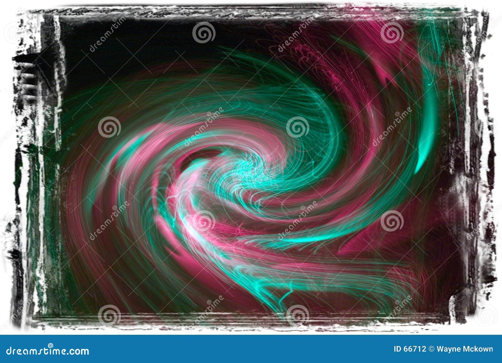 Optische de lichtenachtergrond van de vezel