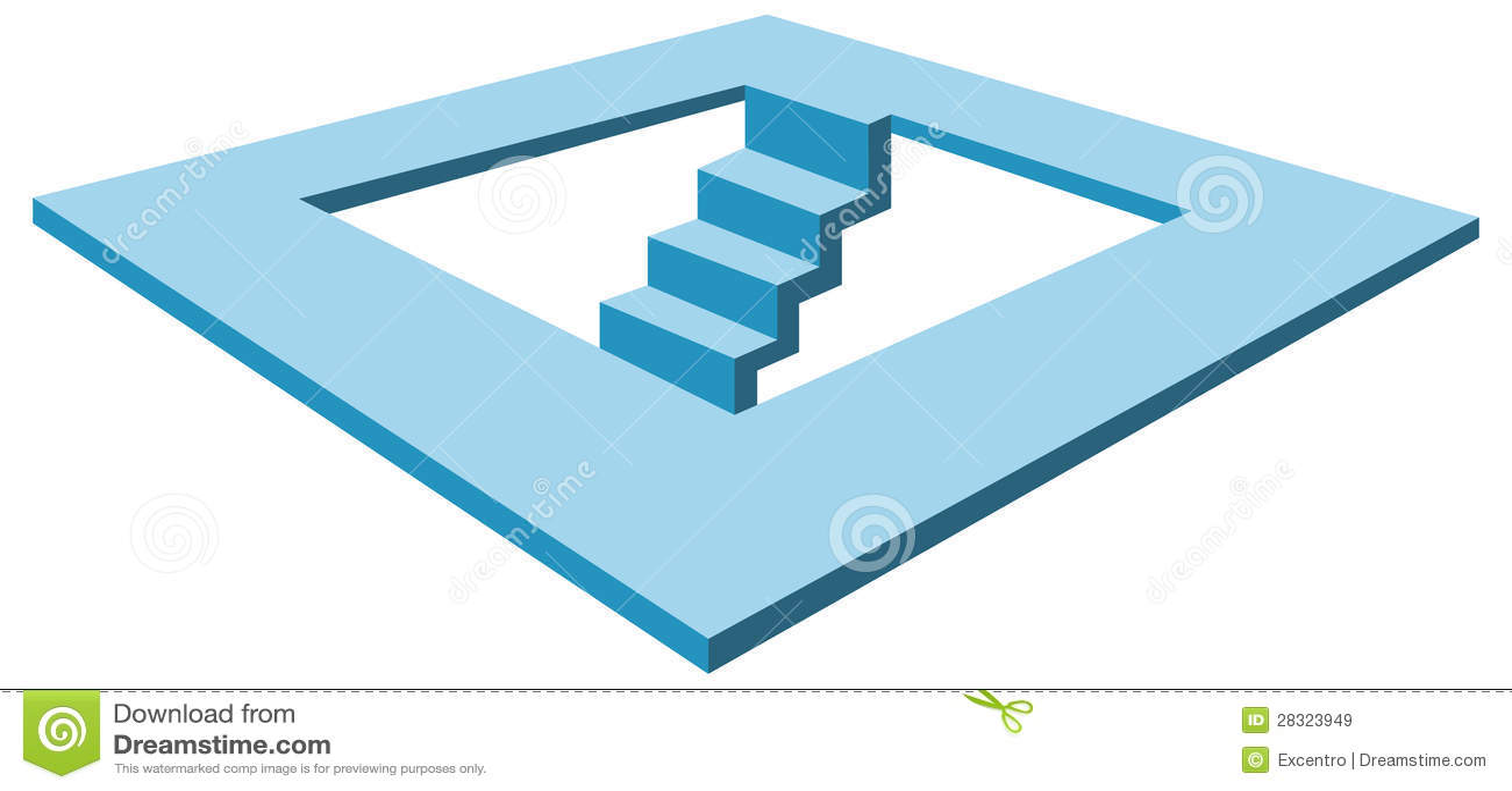 optische t uschung vektor abbildung illustration von join 28323949. Black Bedroom Furniture Sets. Home Design Ideas