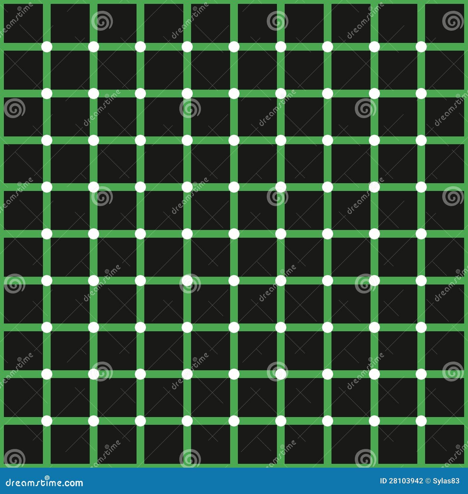 Optische Täuschung, Bunte Blöcke Stockfotografie  Bild