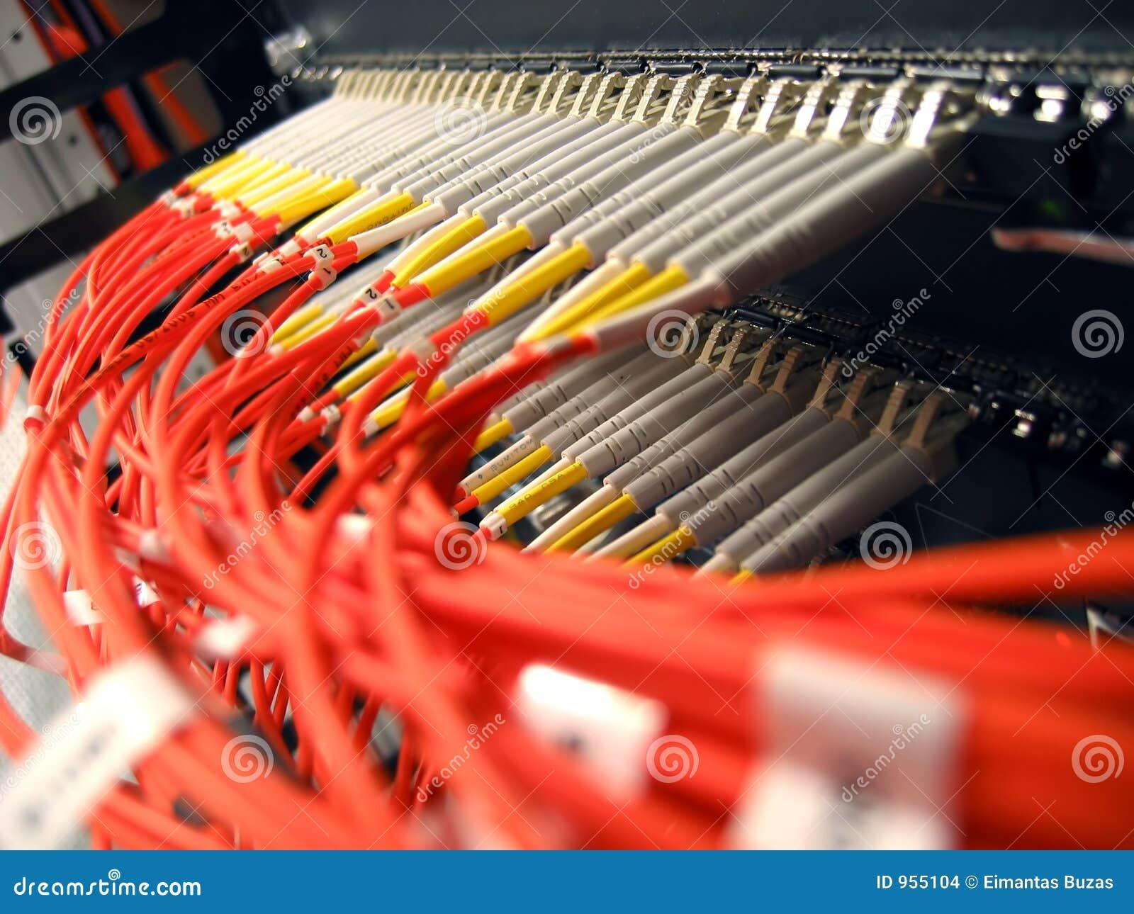 Optiskt fibernätverk