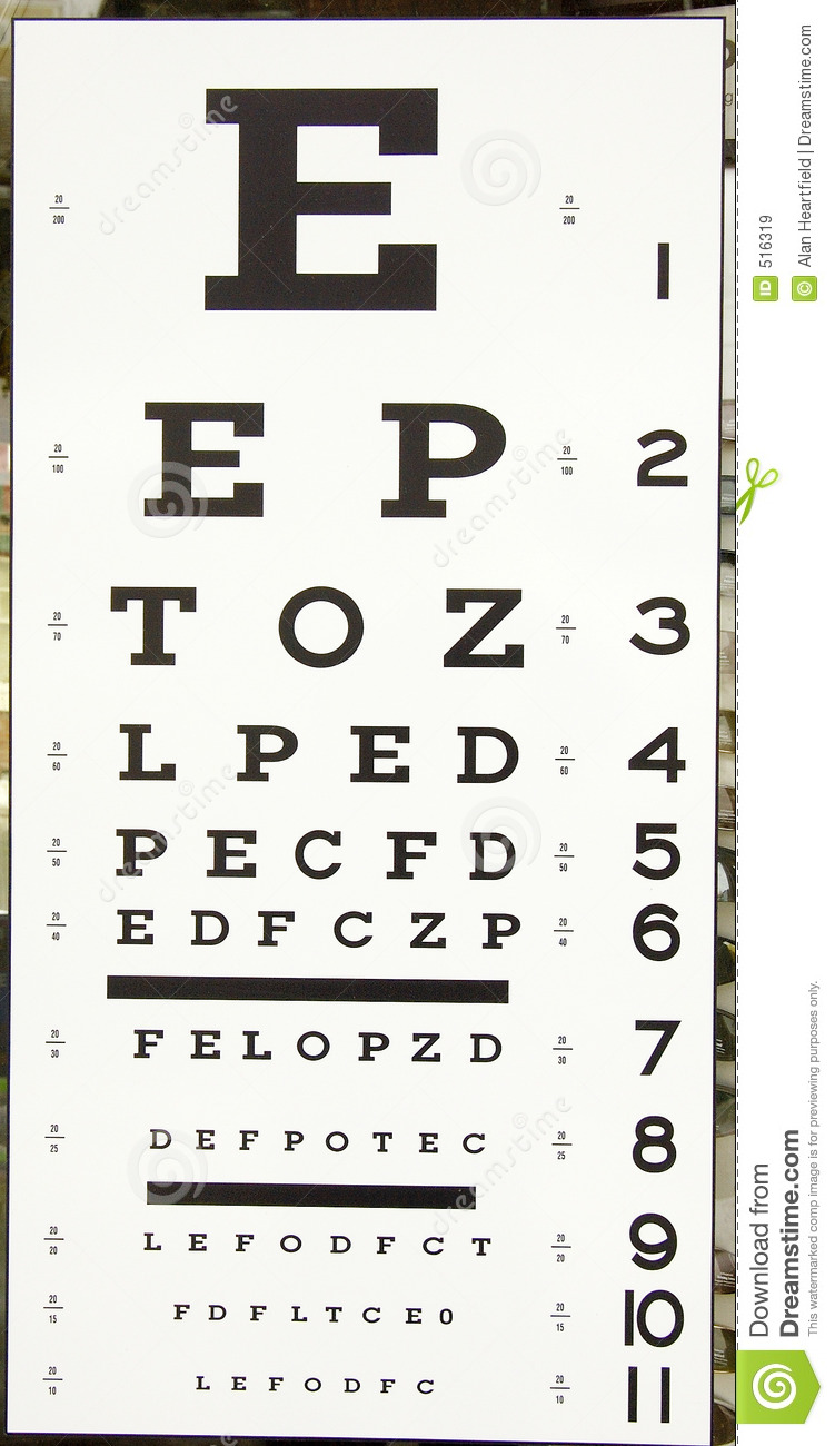 optometrist sign royalty free stock images