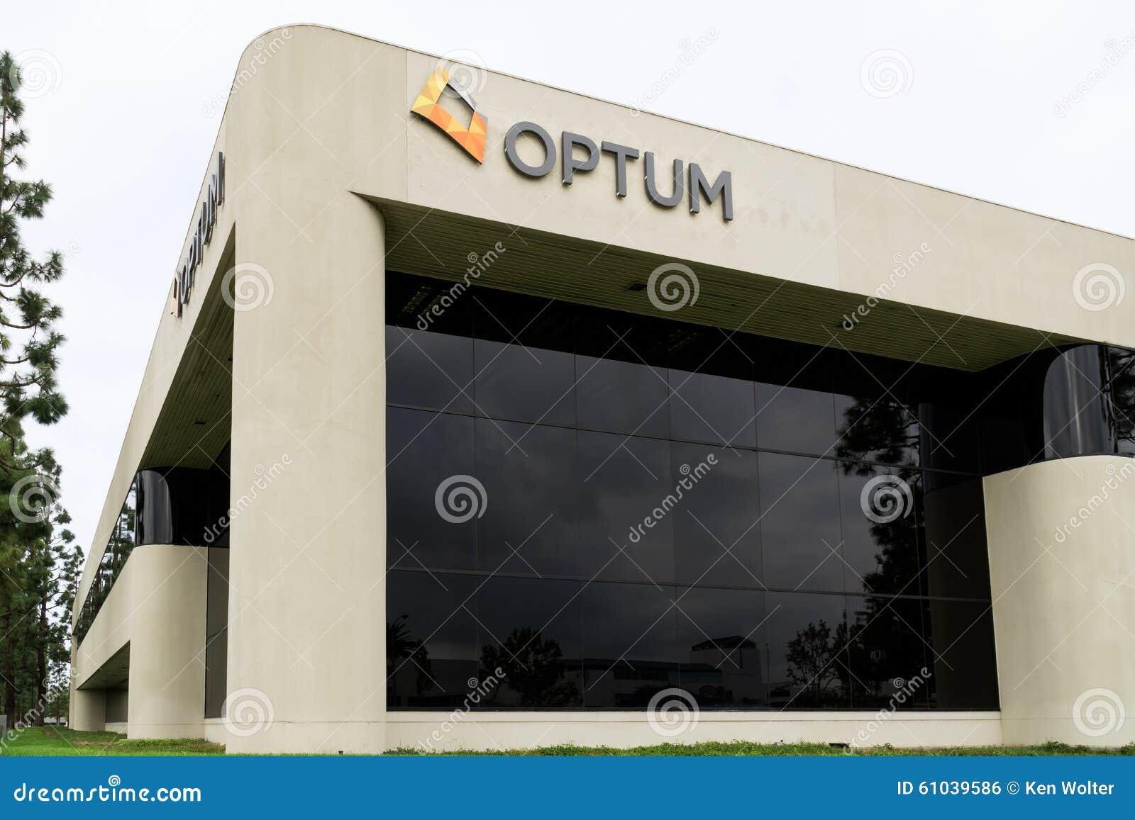 optum corporate headquarters editorial photo image of managed optum 61039586. Black Bedroom Furniture Sets. Home Design Ideas