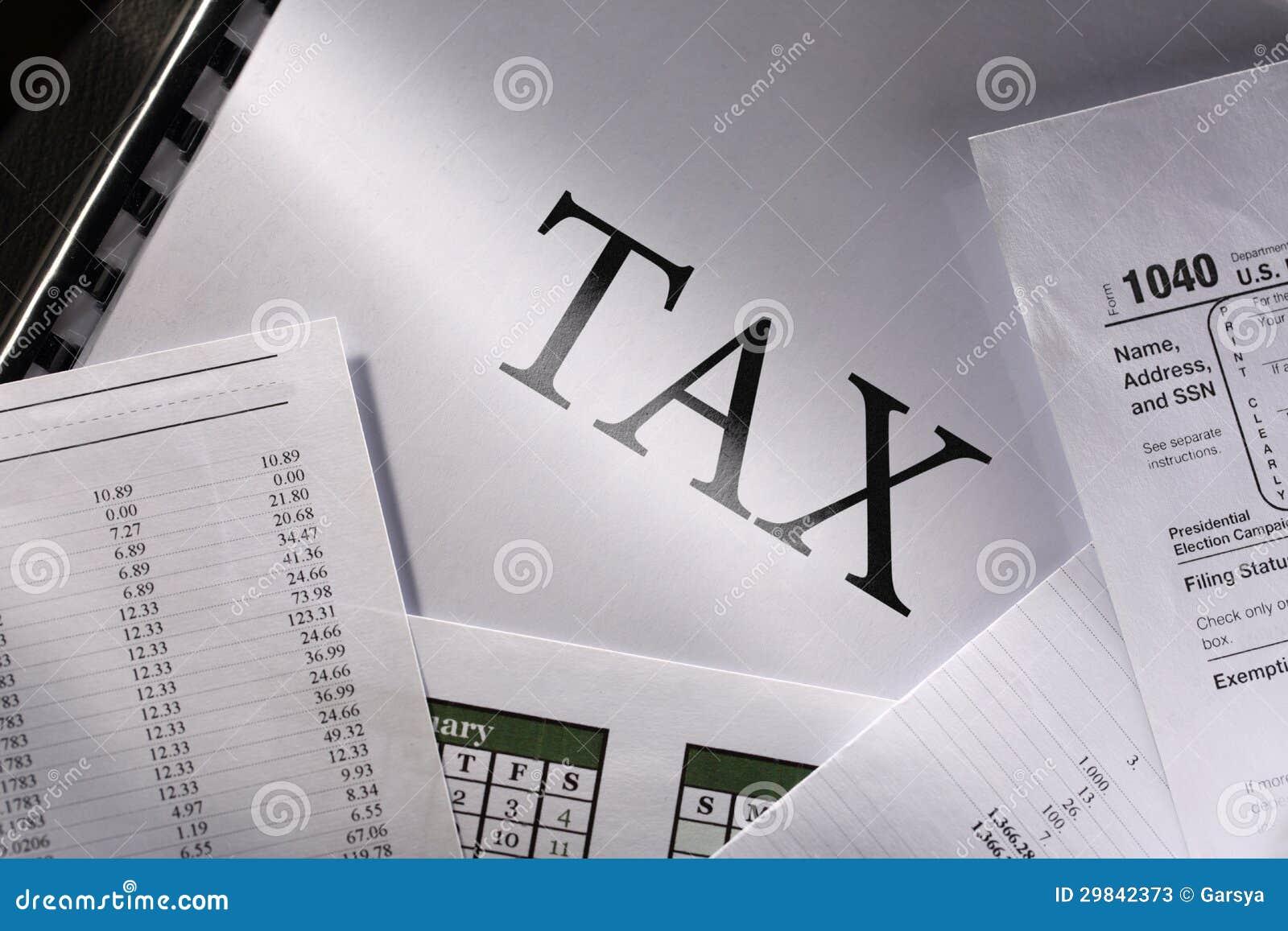 Calendário e imposto