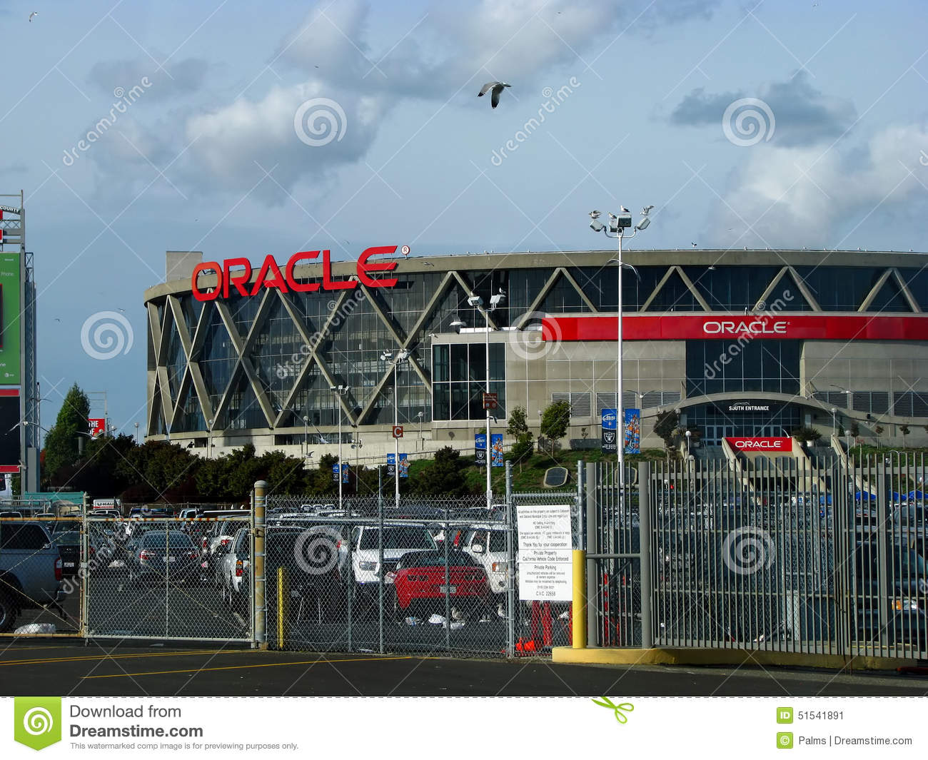 Oracle-Arena in Oakland