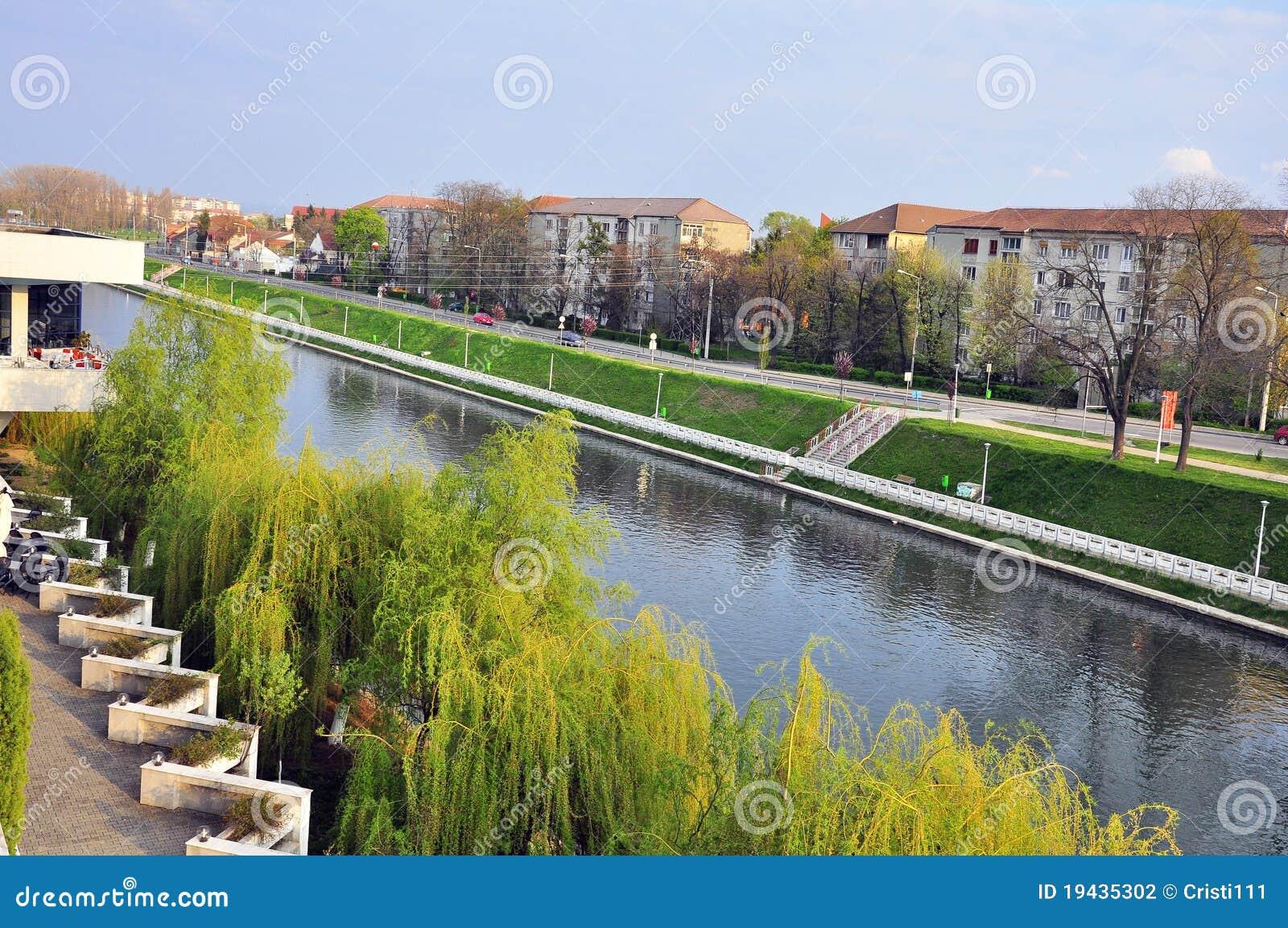 Oradea cris river