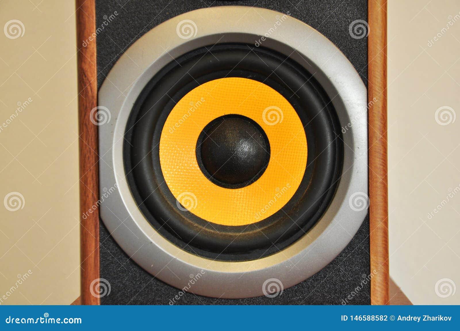 Oradores audio do orador