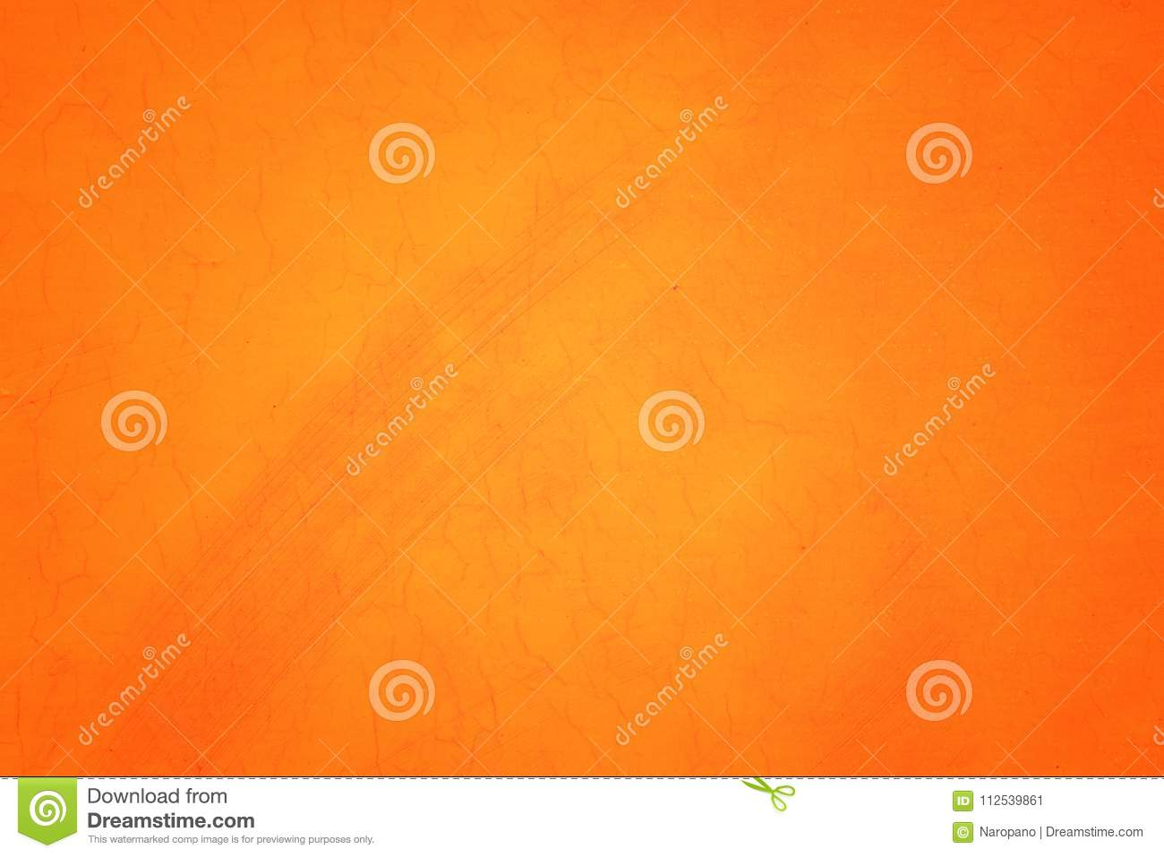 Orange Abstract Background Texture. Blank For Design Stock ...