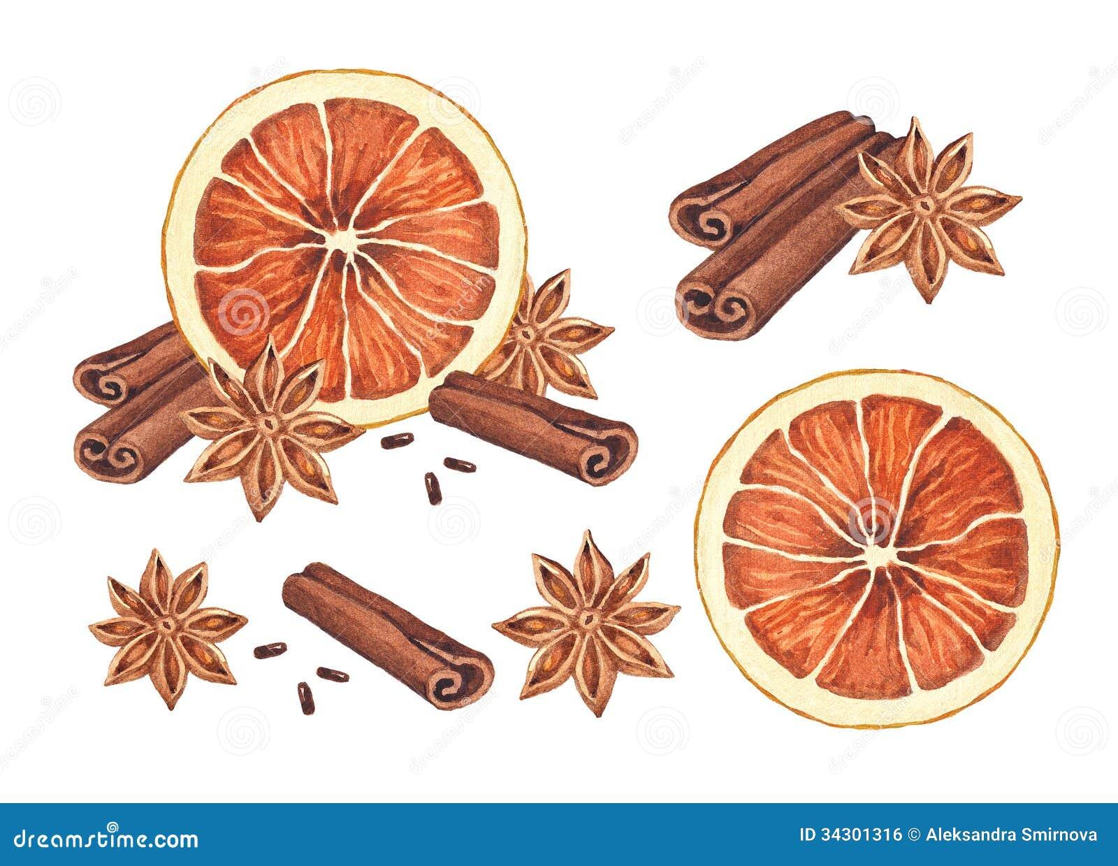 cinnamon stick clip art