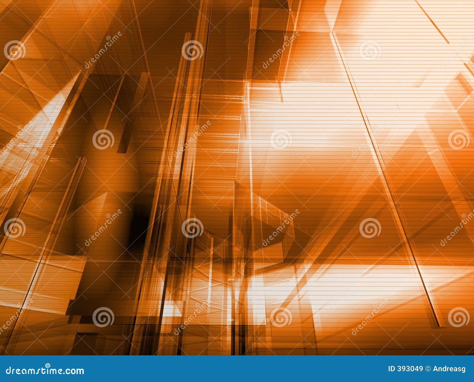Orange architecturale