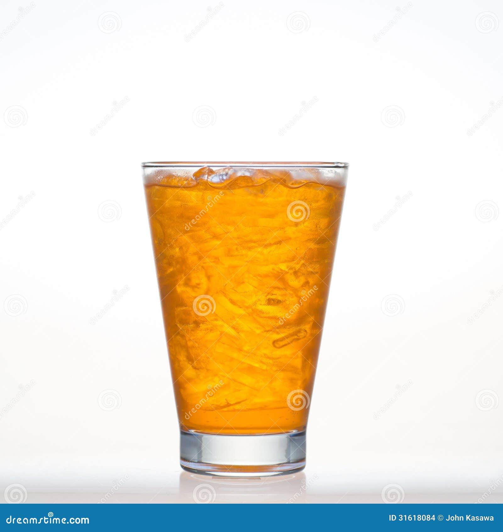 The Fizzy Orange Soft Drink