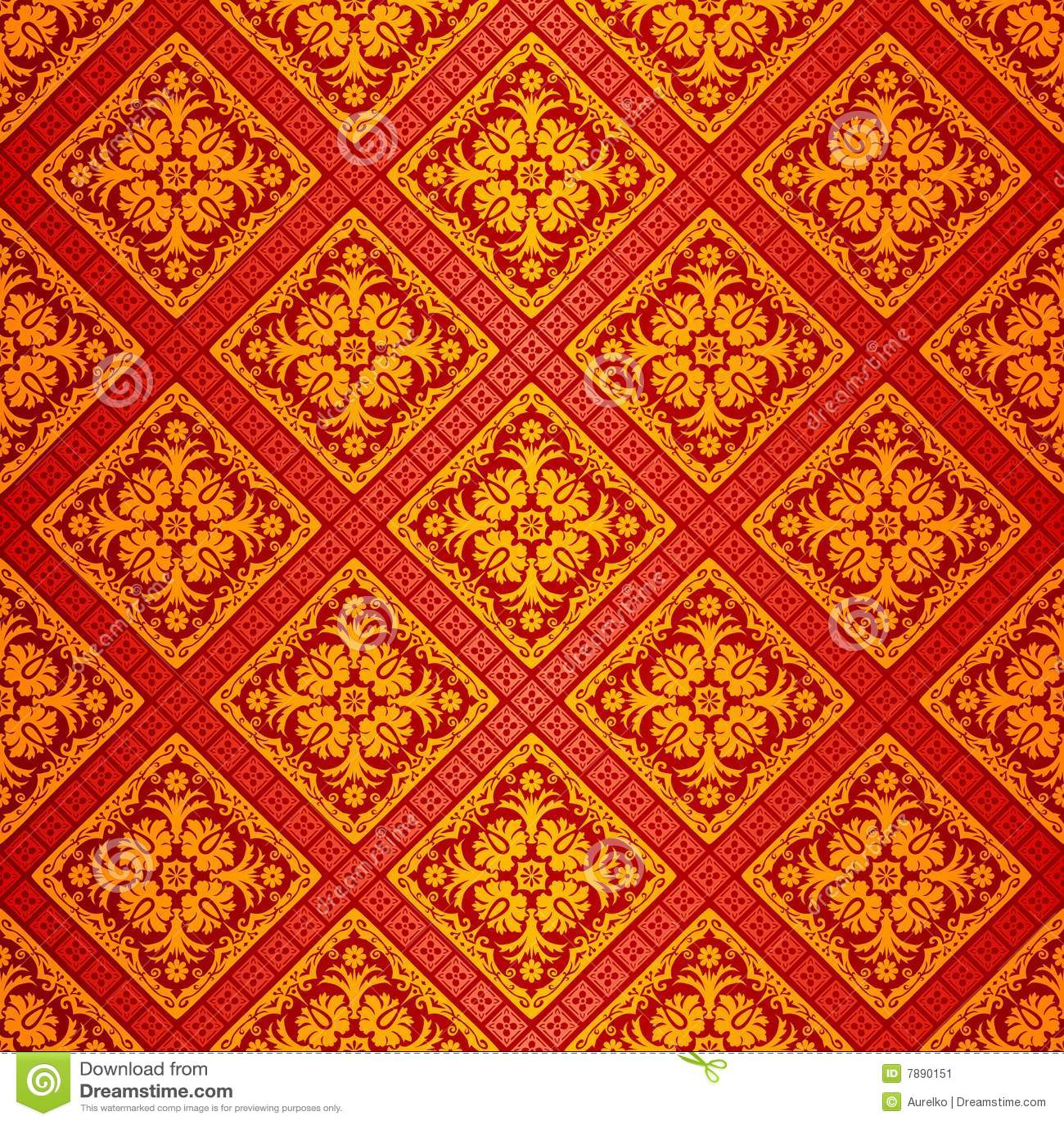 Orange aufw ndige tapete stockbild bild 7890151 for Tapete orange