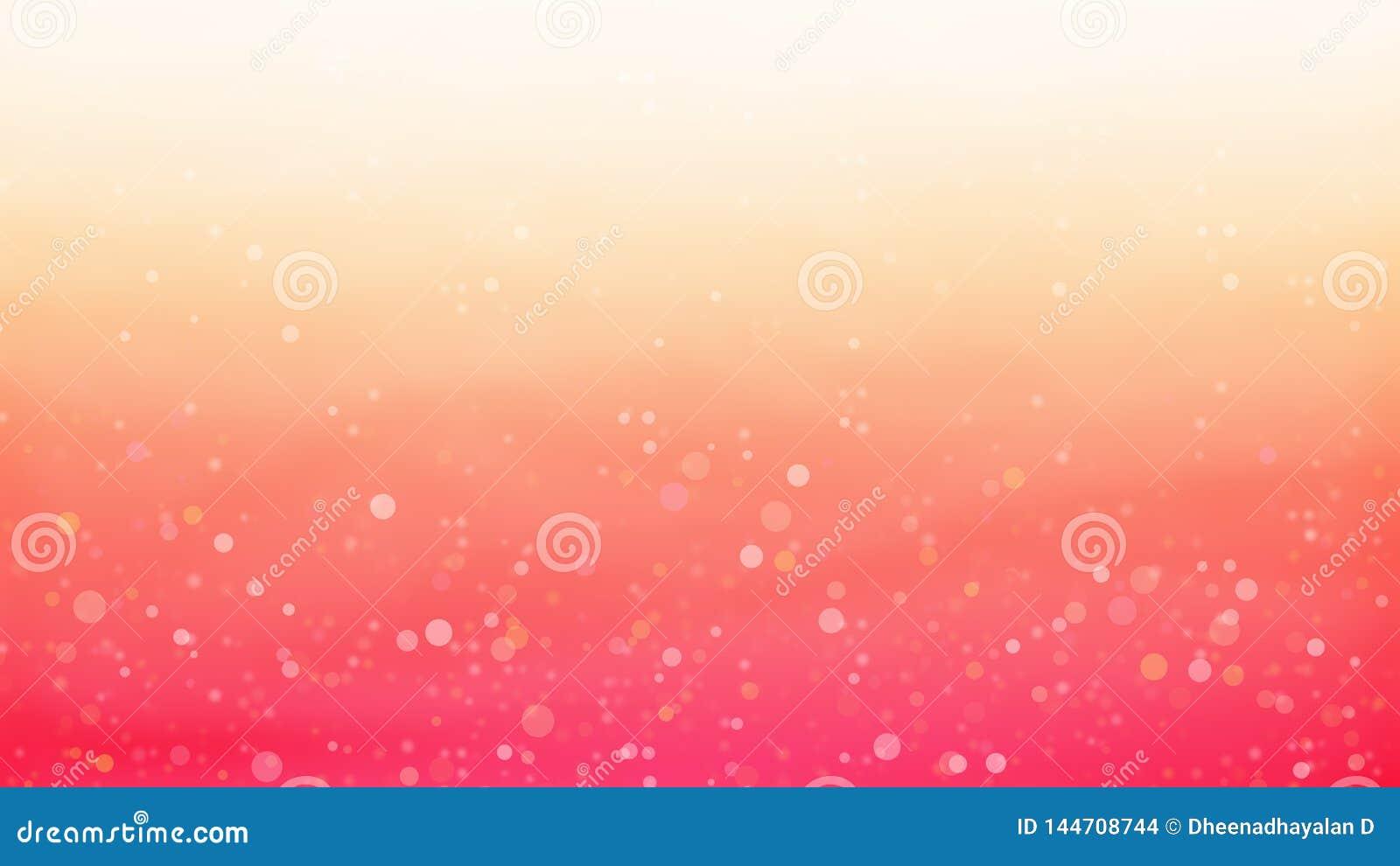 Orange avec la texture fraîche jaune faite par texture de bulles et couche supplémentaire avec la couleur orange