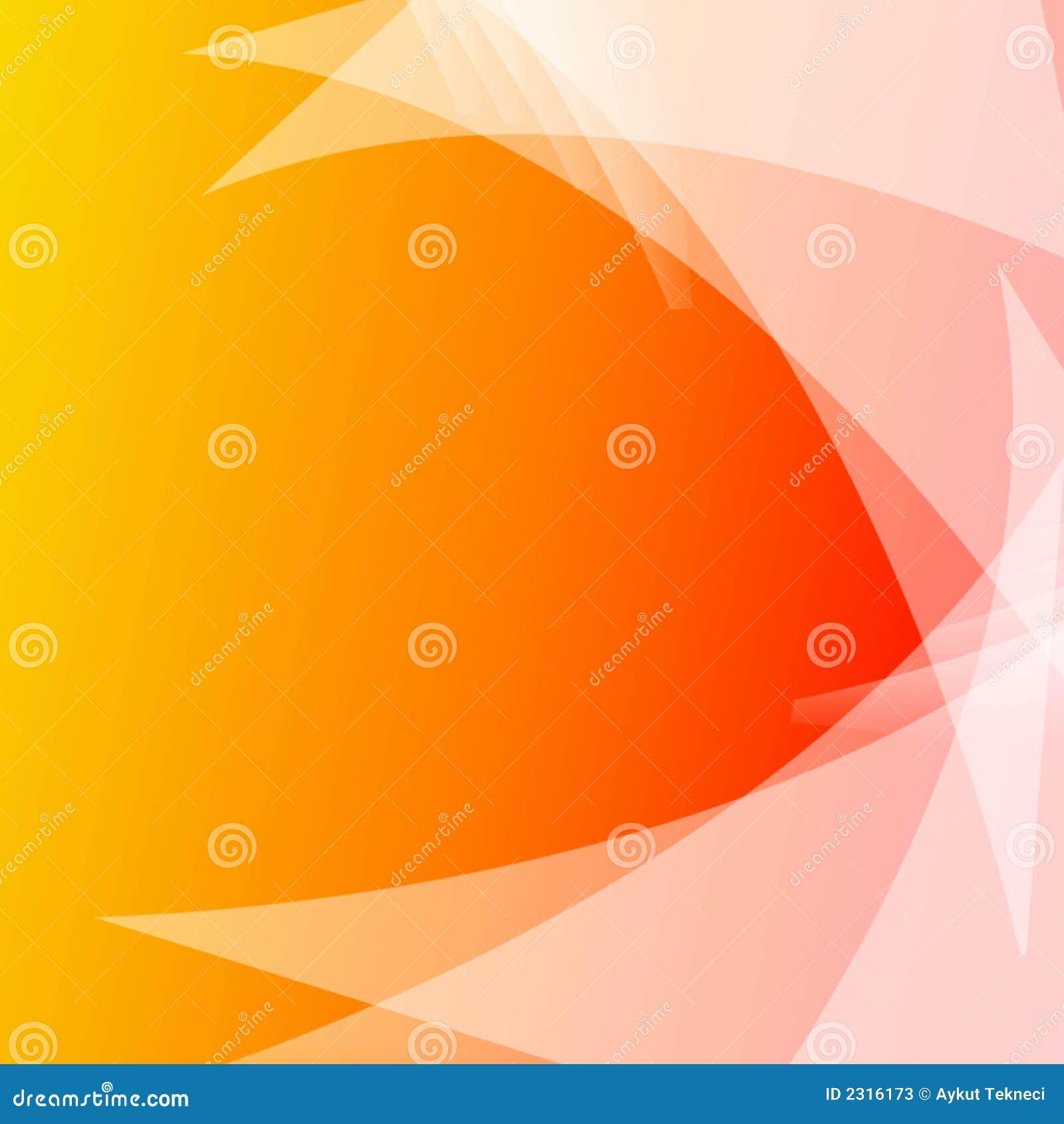 Orange backgraund