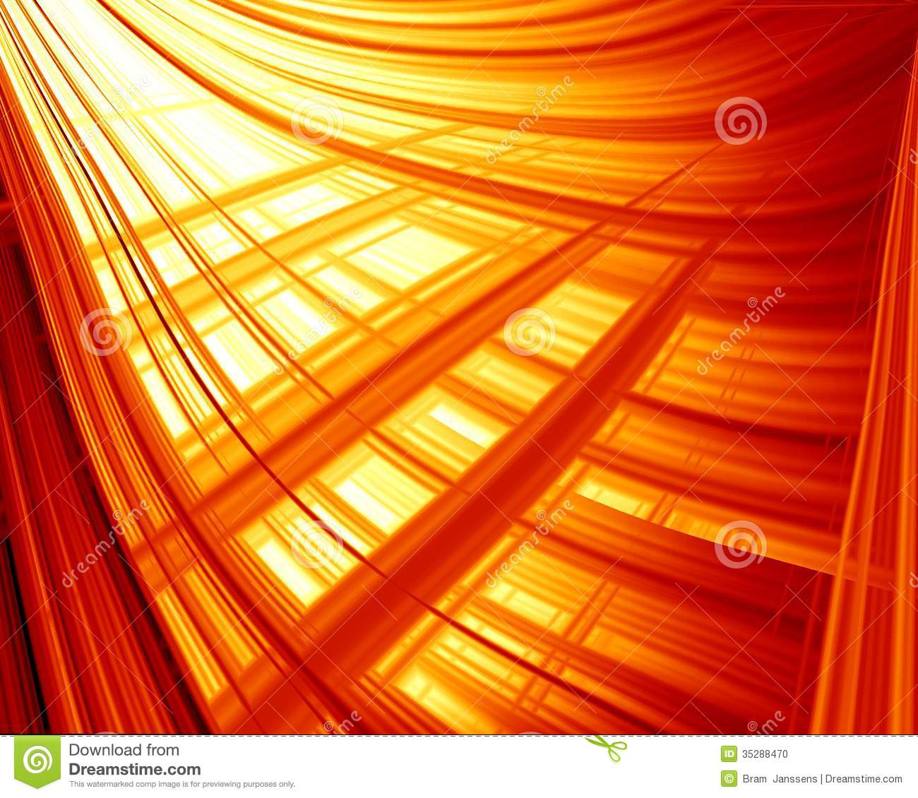 Orange background stock illustration. Illustration of ...