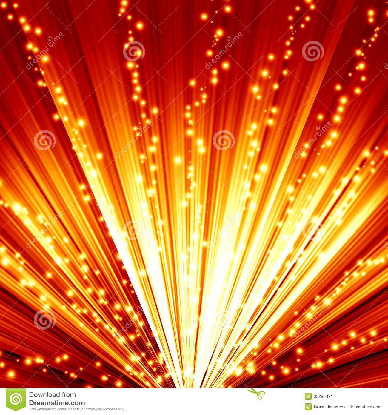 Orange Background Stock Image - Image: 35288491