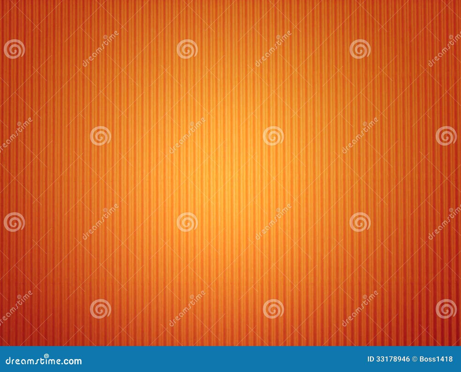 Orange background abstract style