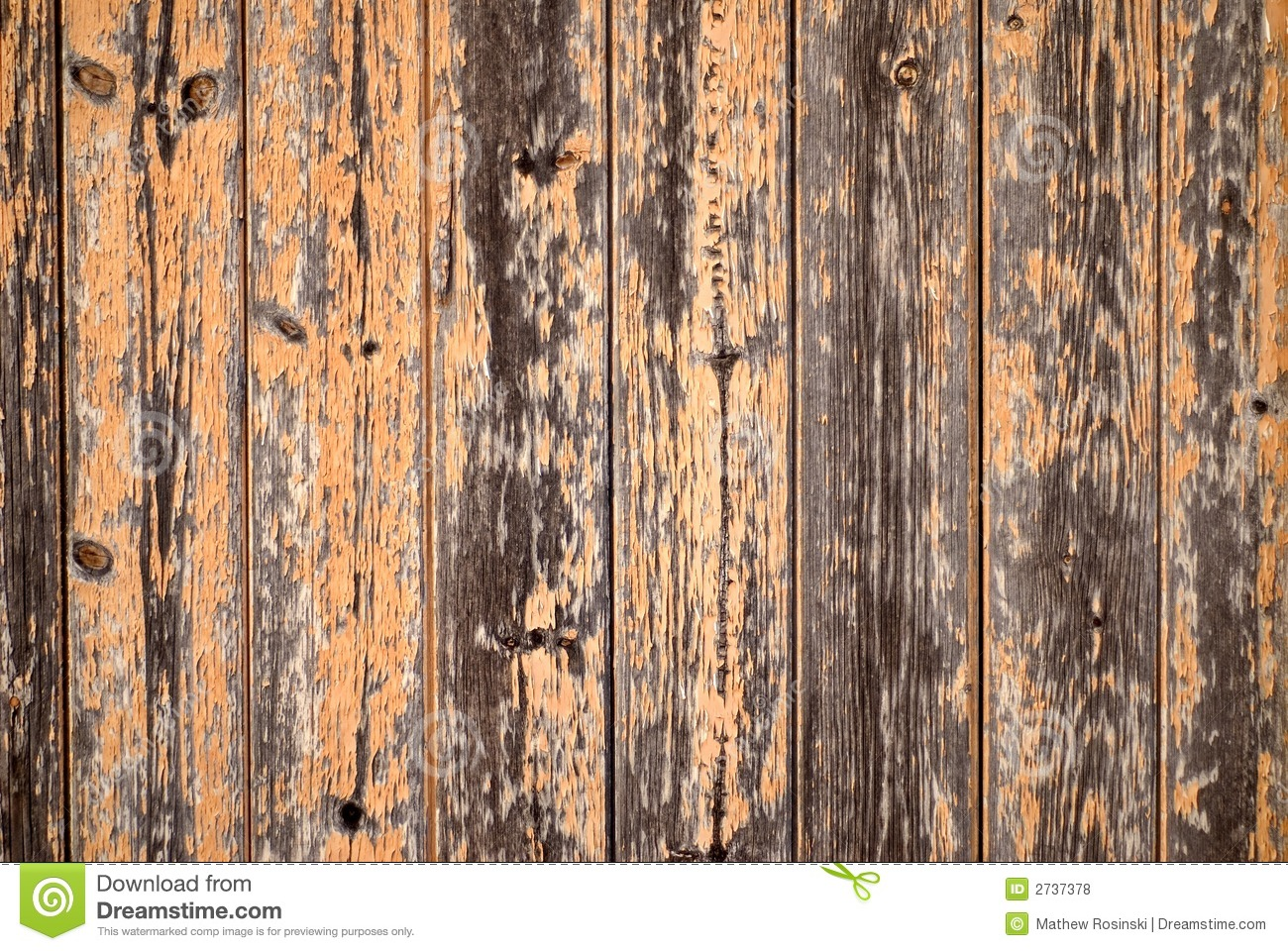 Orange Barn Wood Background Royalty Free Stock Photos - Image: 2737378