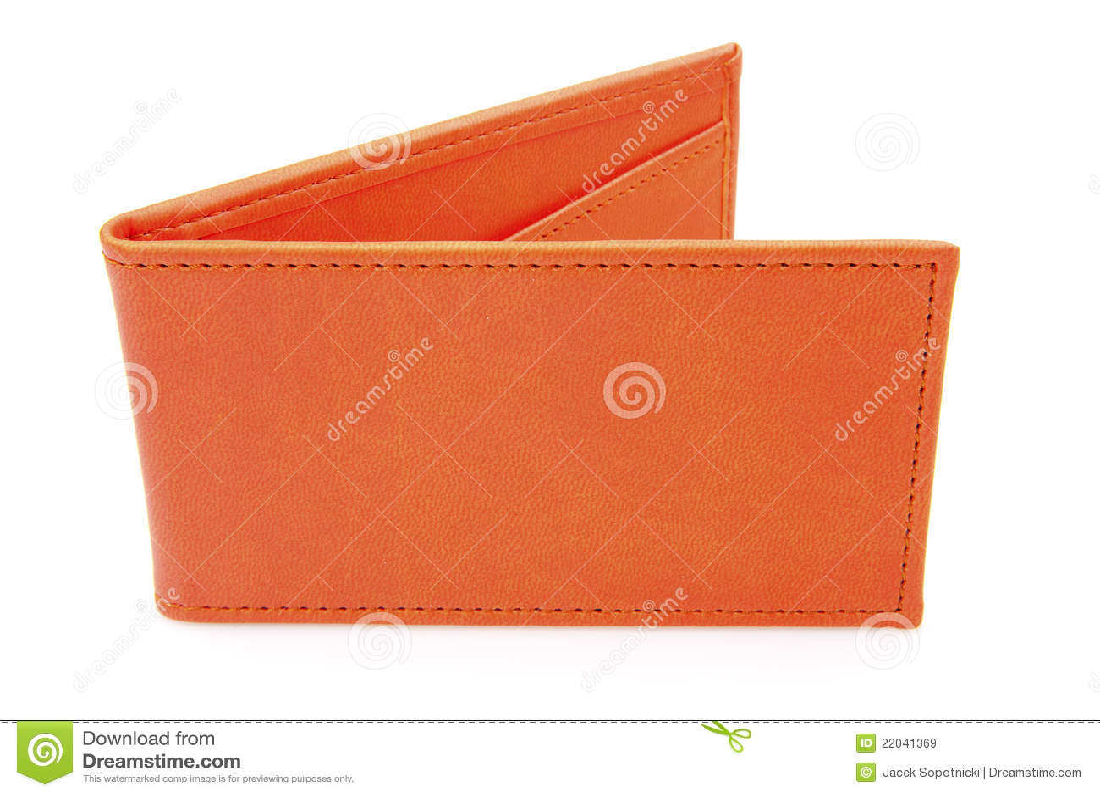 Orange business card holder royalty free stock images for Orange business card holder