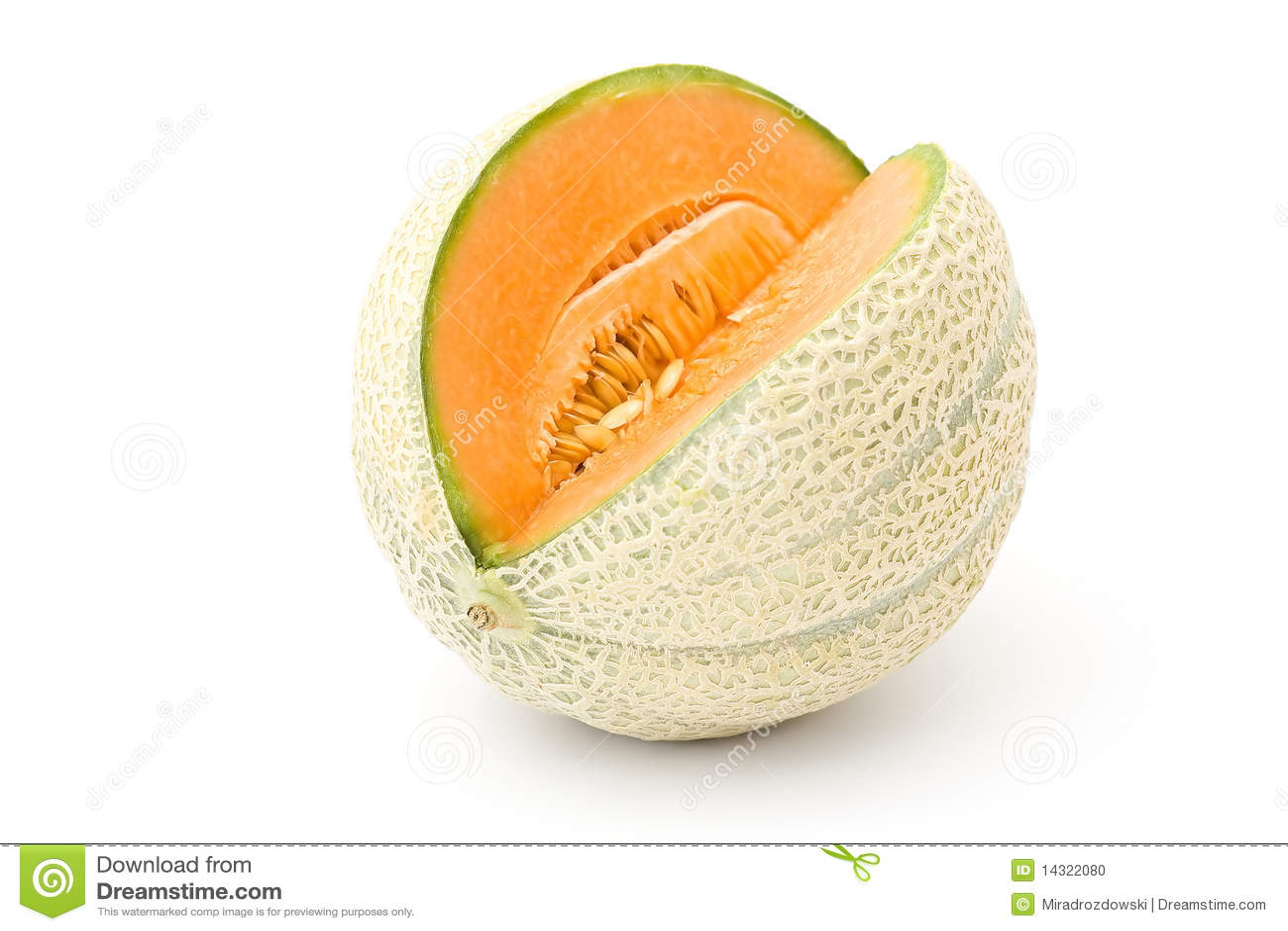 how to choose a cantaloupe melon