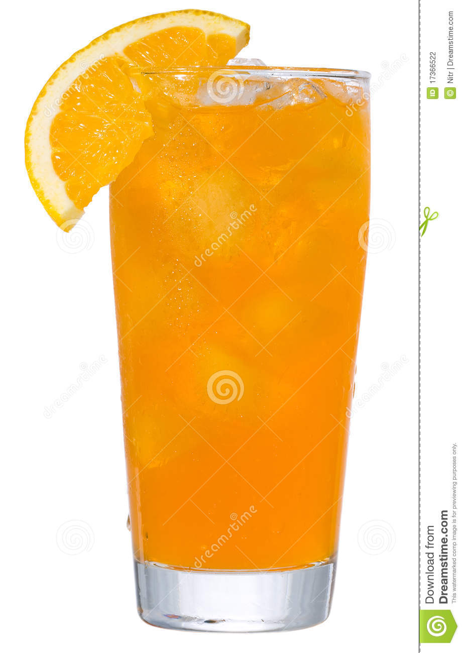 Orange cocktail stock photography image 17366522 for Cocktail orange