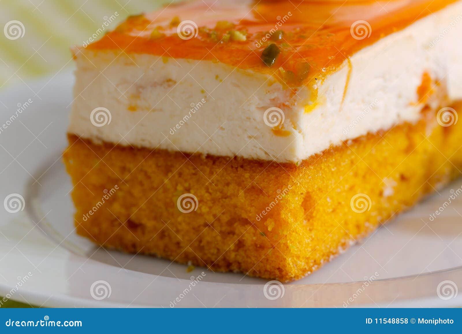 Creamy Orange Cake Recipe — Dishmaps