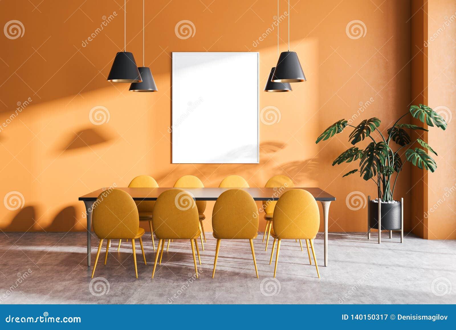 37 Ideas For Design Orange And Grey Dining Room Hausratversicherungkosten Info
