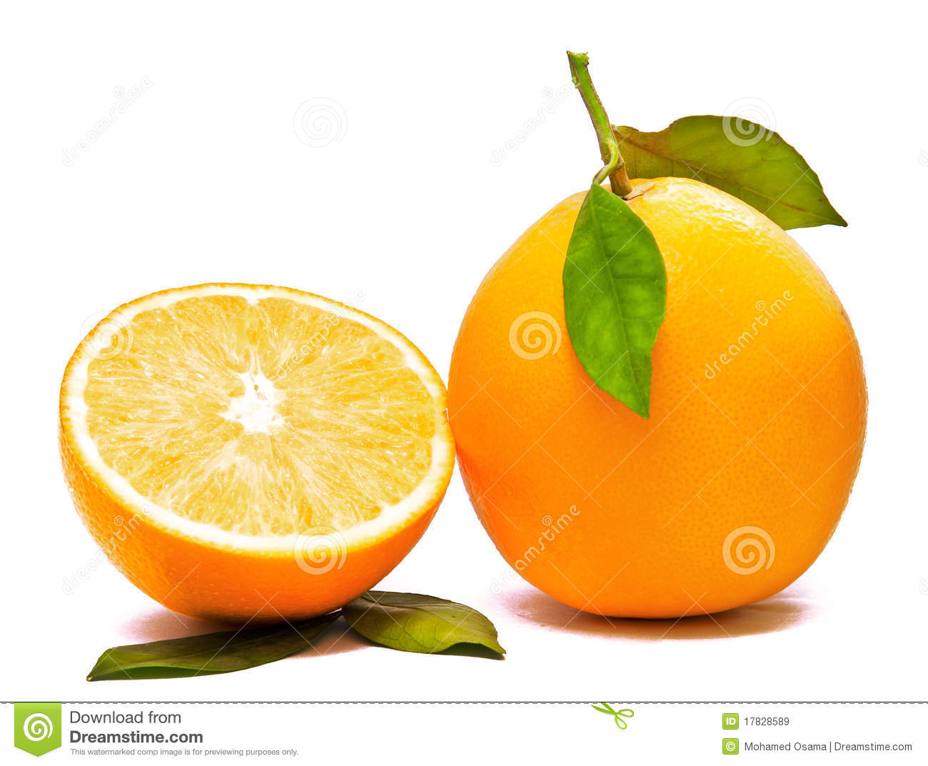 Orange et demi