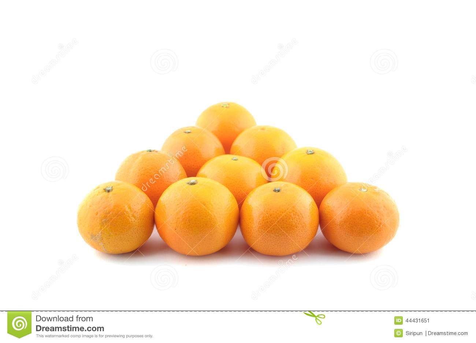 photo stock orange frache du numro image