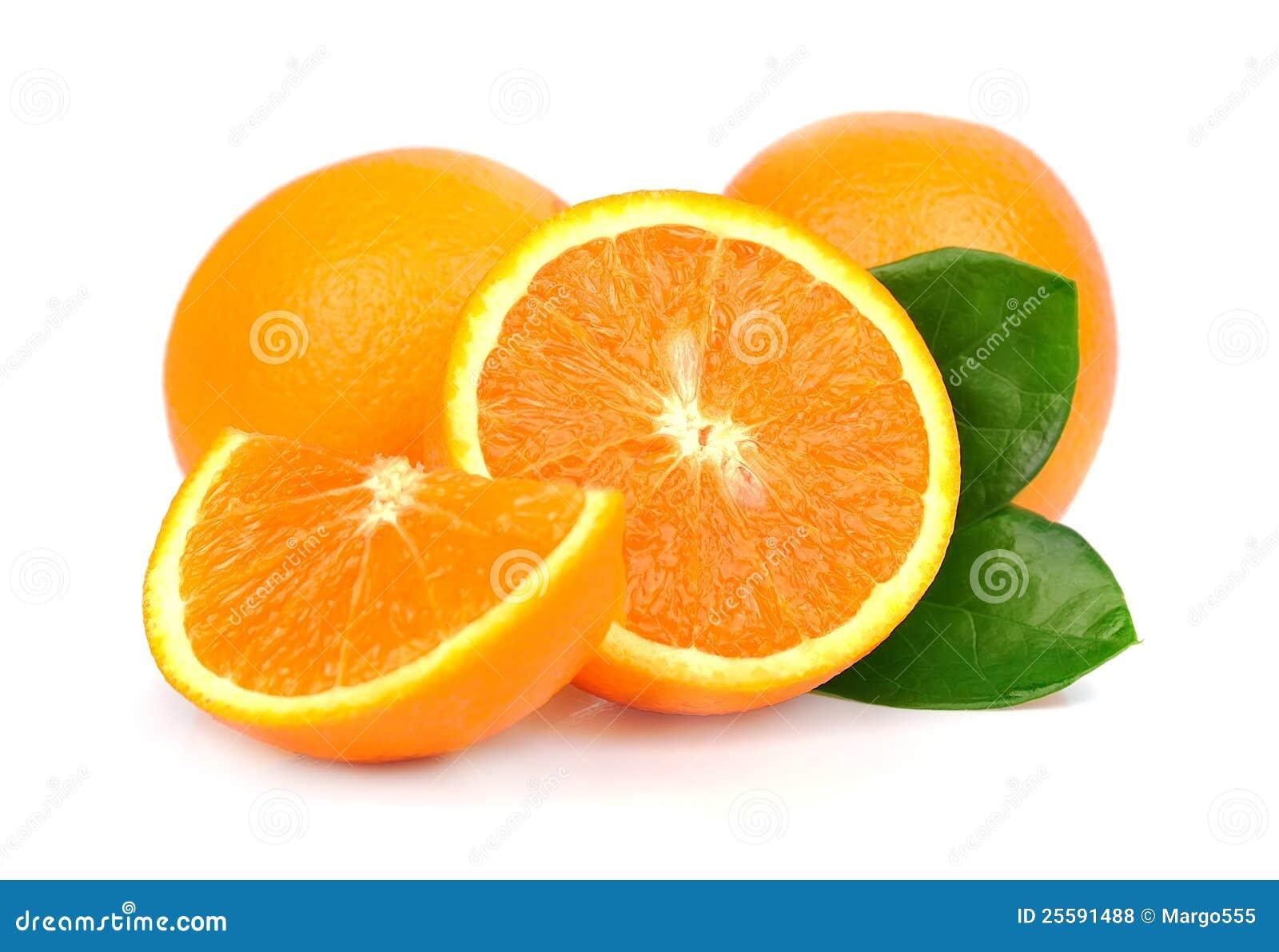 Orange Frucht I