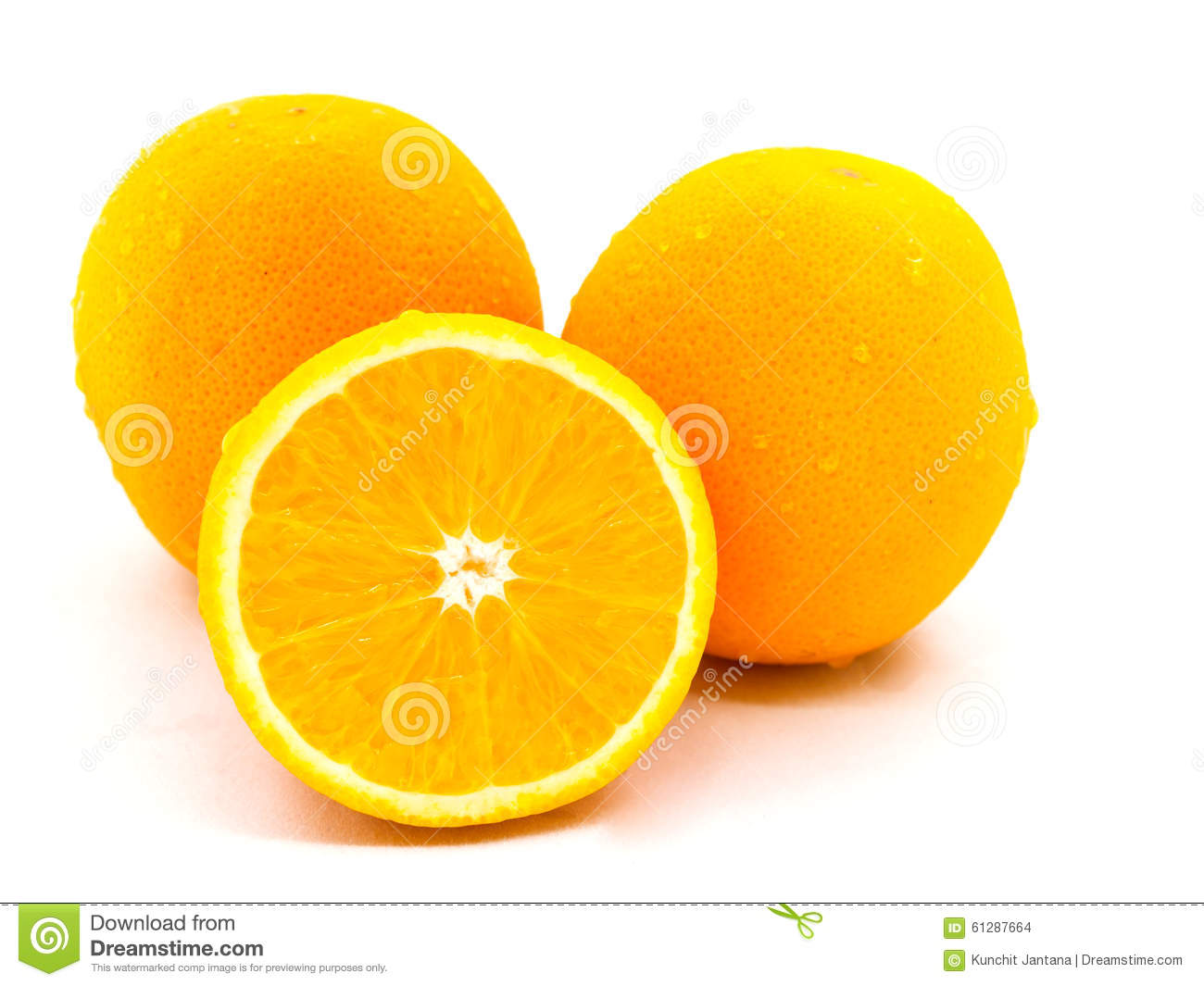 fruits high in vitamin c orange fruit