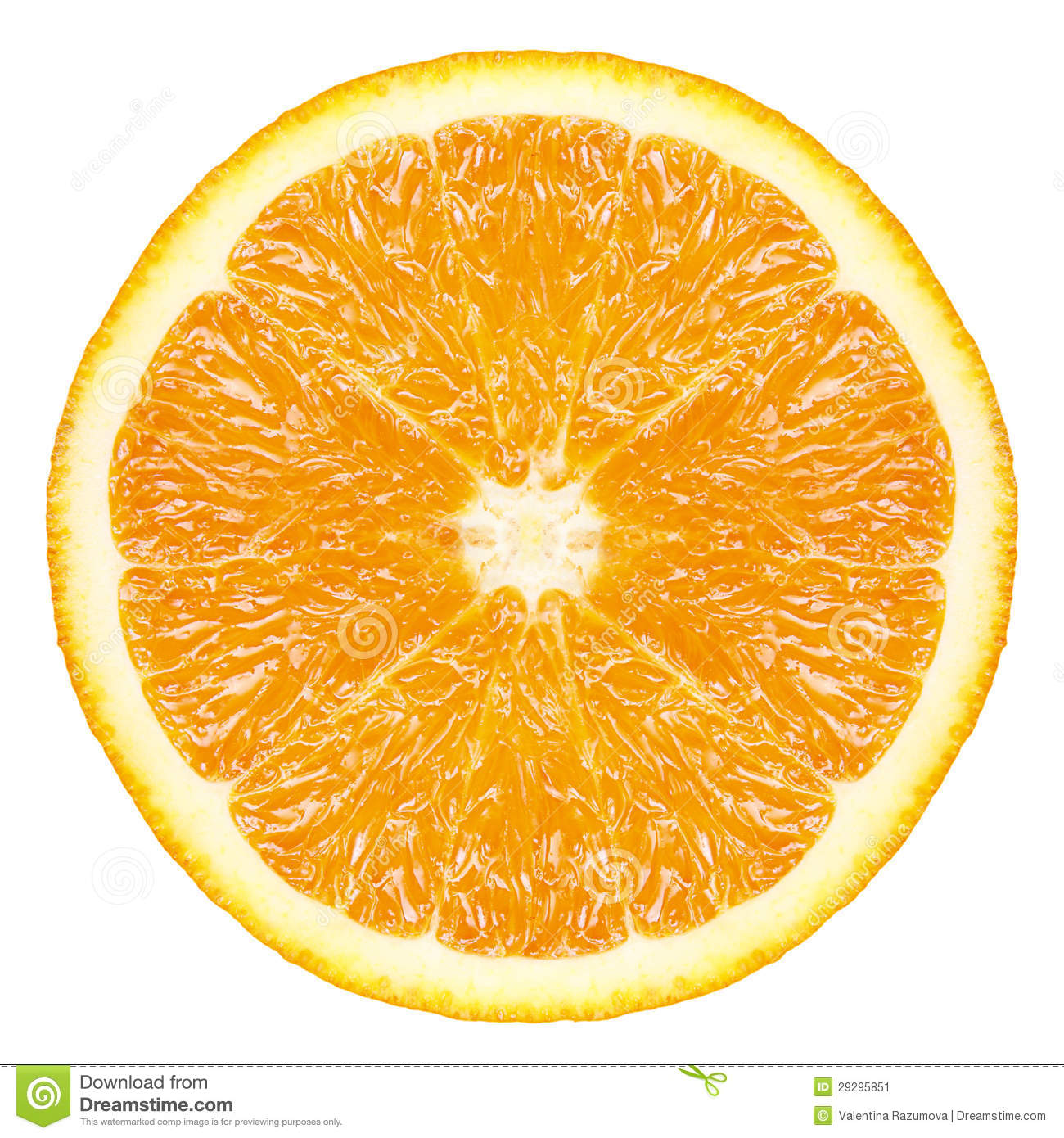 More similar stock images of ` Orange fruit slice `