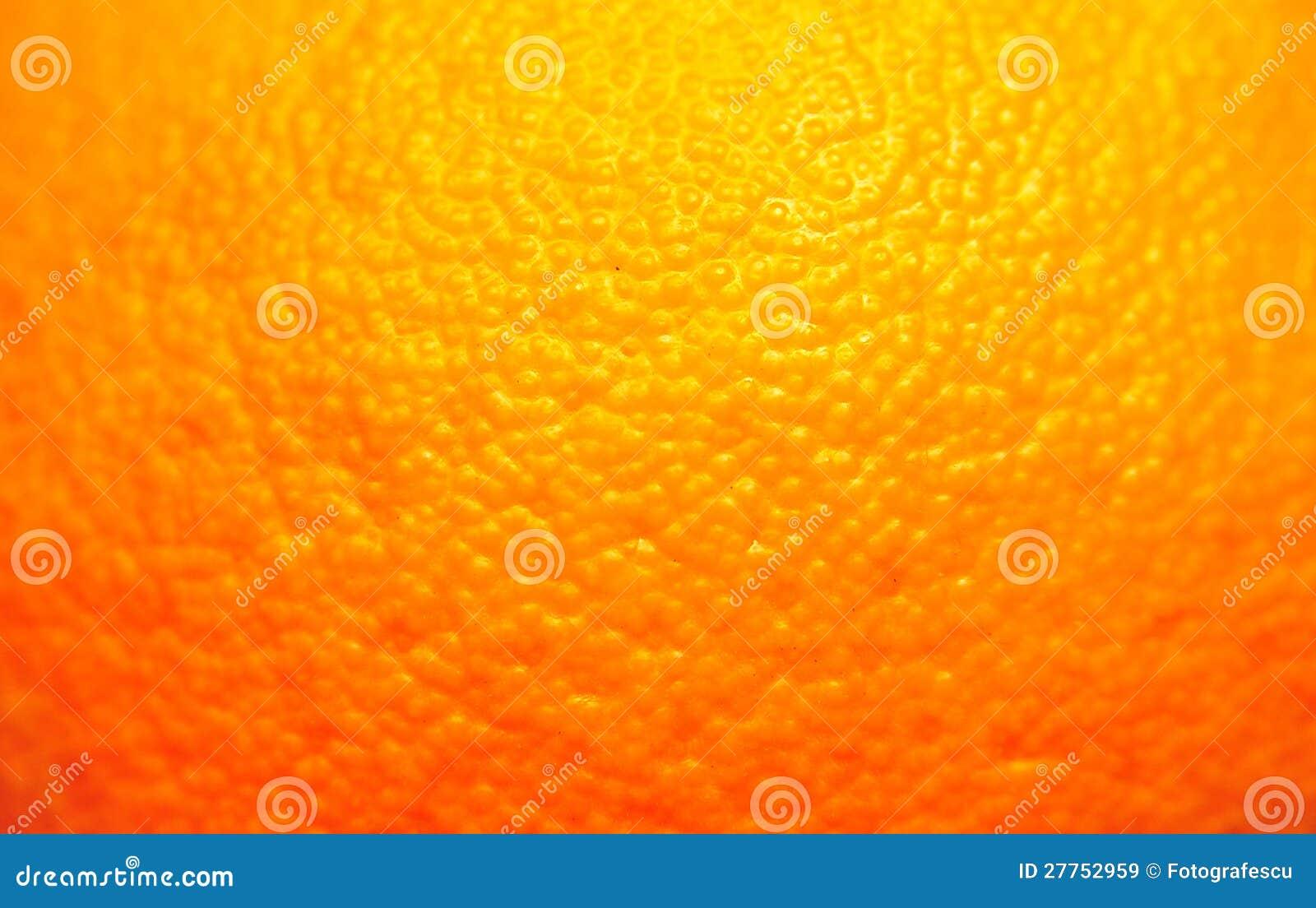 Orange fruktcloseup